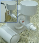 Family Living Grain Mill for Bosch Universal Mixers